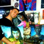 Just bought 4 Tretchikoff cushions ;)