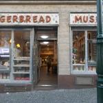 Gingerbread Museum entrance