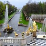 Peterhof Water Gardens