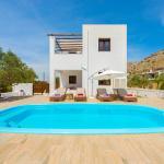 Melfe villa with private pool
