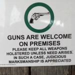 Guns Welcome