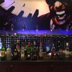 Le bar est une merveille.
