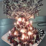 House made Birthday Cake