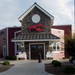 Front door, Red Lobster