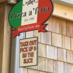 our favorite pizza in Cannon Beach