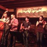 Awesome Bluegrass band Train of Thought