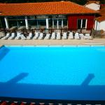 piscine vu d'en haut