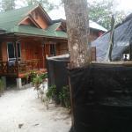otros bungalows con vistas al jardín!!!