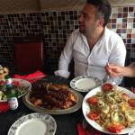 Delicious authentic Turkish cuisine