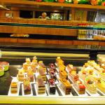 Pastry - lots of choice