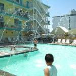 Aqua Beach Resort Photo