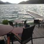 Edenbergers Cafe Am See Foto