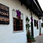 Foto de La Casa de Mamapan