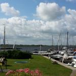Foto de Hotel GalamaDammen Restaurant Jachthavens
