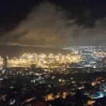 Haifa port kuş bakışı