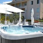 Panoramic Jacuzzi on the roof top