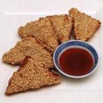 Enjoy our Prawn Toast with Sweet Chilli dip!