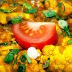 Cauliflower Bhaji