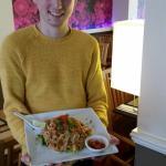 Best Pad Thai in York at quinii's Restaurant!!!