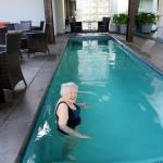 The tiny pool