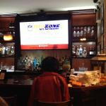 TV para assistir esportes típicos dos EUA (hockey, baseball e futebol)