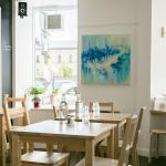 Sweet Beat Café is located on hte sunny corner of Bridge Street along the Garavogue