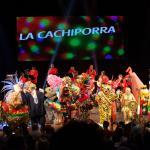 El Carnaval Internacional de las Artes es el evento gratuito que realiza La Cueva desde 2007