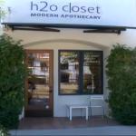 H2O Closet - A Modern Aplothecary