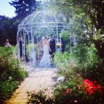 Cayuga LakeFront Country Inn Garden Wedding!