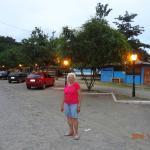 Em frente a Pousada Refron du Mar