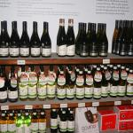 some of the selections at Yealands