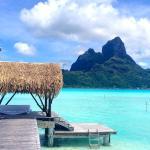 Foto de Bora Bora Eden Beach Hotel
