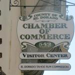 El Dorado County Chamber of Commerce, Placerville, Ca