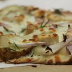 Rosemary Potato Chicken Pizza