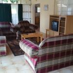 Lounge of 8 Sleeper