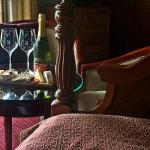 The Sunflower Suite with local cheese & wine