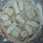 pizza 5 fromages (avant cuisson)