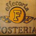 Effecorta  L'Osteria