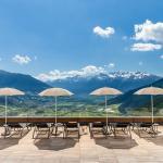 Panoramablick vom Hotel Das Gerstl