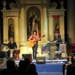 Chandra Moon playing at the beautiful Old Theatre Royal for the Bath Fringe Festival