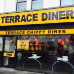 Terrace chippy diner