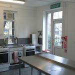 New in 2015 - Refurbished self catering kitchen