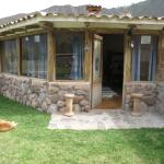 Peaceful yoga hut for guests use