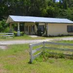 When You See This Old Gas Station- Get ready to turn right to The Micanopy Cemetery