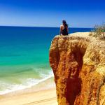 Praia da Falesia (Steilküstenstrand)