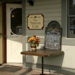 Photo de The Station Cafe