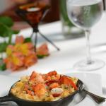 Lobster Mac 'N Pimiento Cheese