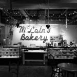 McLain's Bakery at Night