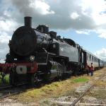 musee vivant du chemin de fer La Rotonde de Longueville