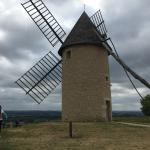 Moulin à vent du Mont Cussol